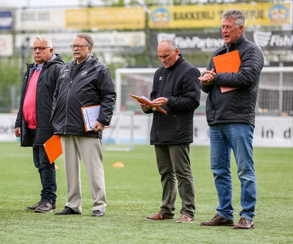 Jonger Oranje Talentendag met SC Heerenveen bij ONS Sneek