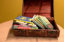 Fryske 'berneboeke-ambassadeur' op schoolbezoek