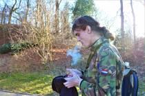 """Yme Haarsma (36) uit Ouwsterhaule heeft Asperger: """"Ik ben een stuiterbal in een trappenhuis!"""""""