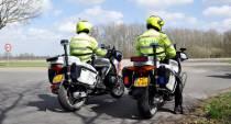 Automobilist lichtgewond bij een eenzijdig ongeval op de Jeltewei in Hommerts